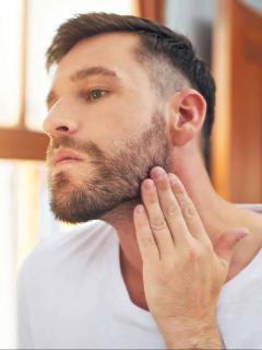 Estudio sugiere que personas con barba son más propensas a contagiarse de coronavirus