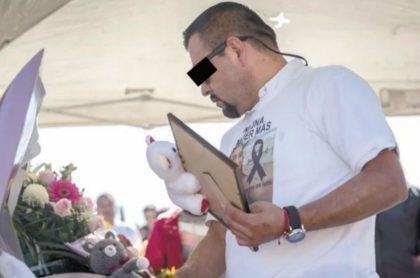 Juan, presunto feminicida de Marbella Valdez