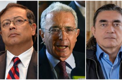 Senadores de Colombia