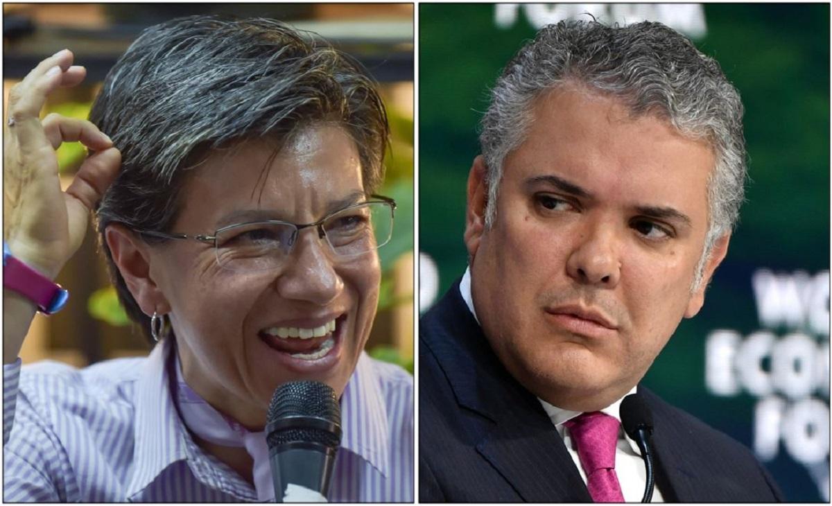 Claudia López dice que simulacro de aislamiento fue consultado con ...