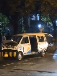 Caso de fleteros en Bogotá