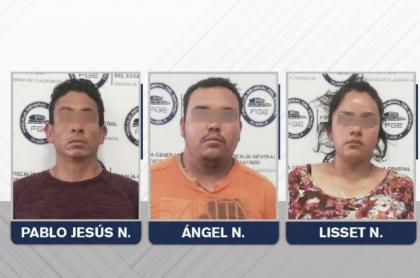 Asesinos de colombianos en México