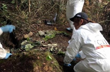 Pareja asesinada en Santa Marta
