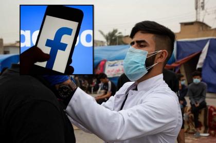 coronavirus y Facebook