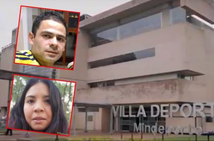 Villa Deportiva del Ministerio del Deporte