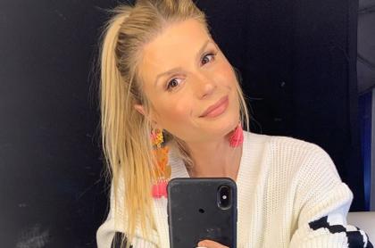 Mary Méndez, presentadora de 'La Red'.