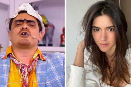 'Suso, el paspi' / Paulina Vega