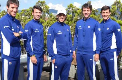 Selección argentina de Copa Davis