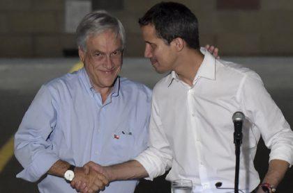 Piñera y Guaidó