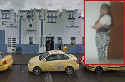 Hospital La Samaritana / Leida García, víctima de procedimiento estético