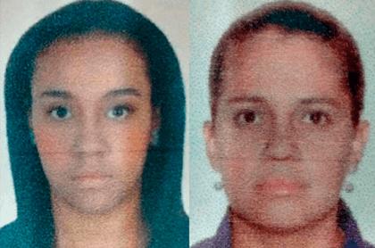 Kimberly Cristina Macías Upegui y Nury Estella Hernández Quintero