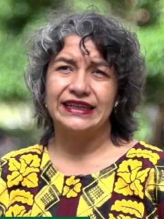 Profesora Sara Yaneth Fernández, atacada a puñaladas.