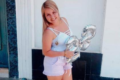 Luz Dary Silva, víctima