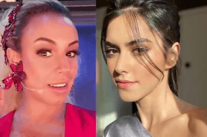 Maía y Paulina Vega