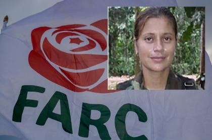 Astrid Conde, excombatiente de las Farc asesinada en Bogotá