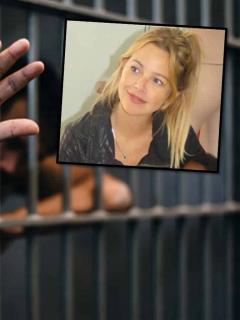 Johana Bahamon en la cárcel
