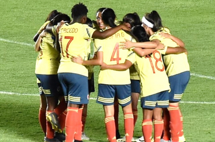 Selección Colombia femenina sub-20