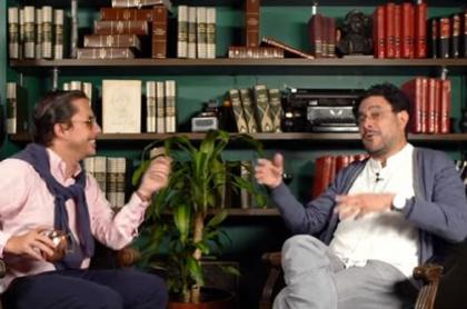 Juanpis González entrevista a Iván Cepeda