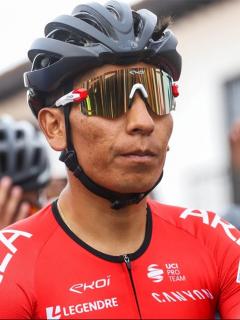 Sergio Higuita llagó tercero en la etapa reina de la Tirreno-Adriatico 2021, mientras que Nairo Quintana fue quinto.