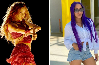 Shakira / Liz Dany Campo