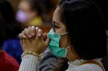 Iglesia católica toma medidas contra coronavirus