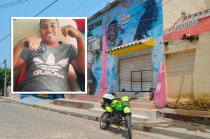 Hombre asesinado en bar en Cartagena.