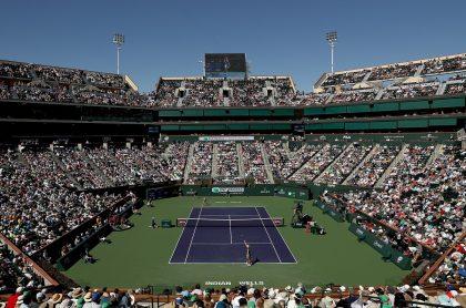 Foto de archivo: Torneo Indian Wells.