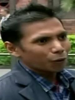 Daniel Agustín Bajañas, hacker que chuzó a Pacho Santos