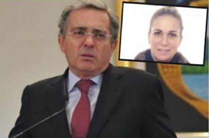 Renuncia de asesora de Álvaro Uribe