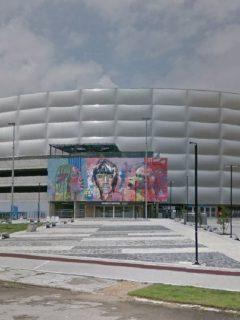 Bar Amazona, ubicado en el Movistar Arena.