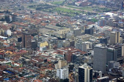 Bogotá reduce niveles de contaminación