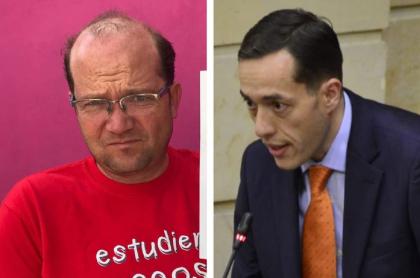 Daniel Samper Ospina y Andrés Barreto