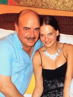 Fernando Gaitán y Maia Landaburu