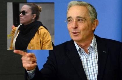 Asesora de Álvaro Uribe se va del país