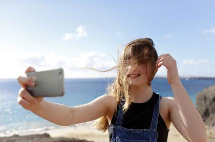 Niña murió al caer de azortea por tomarse selfie