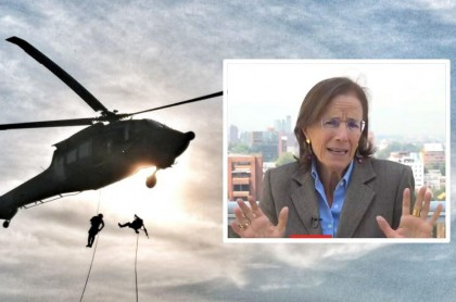 Salud Hernández habla sobre lista de oposición de Ejército