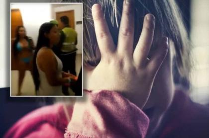 Caso de abuso a niña de 8 años en Barranquilla