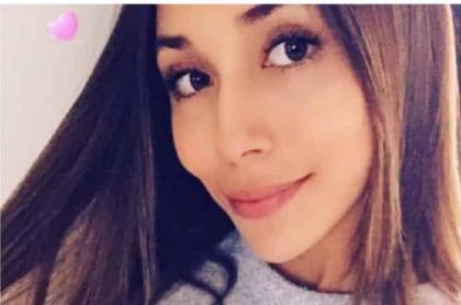 Ana María Castro Romero, quien fue asesinada en Bogotá en extrañas circunstancias.