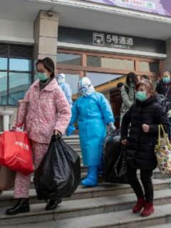 Wuhan empieza a volver a la normalidad (cronavirus)