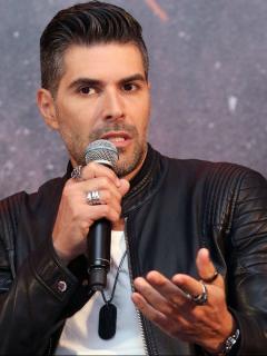 Juan Pablo Llano, actor.