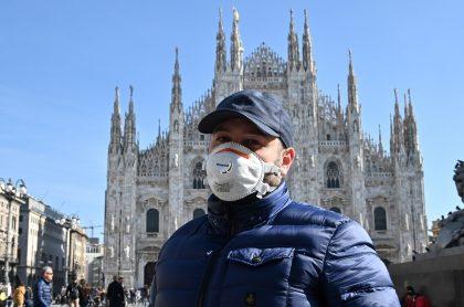 Coronavirus en Milán, Italia