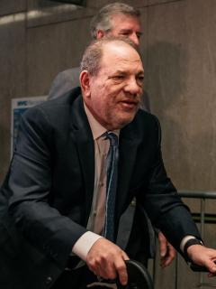 Harvey Weinstein, acusado de abuso sexual.