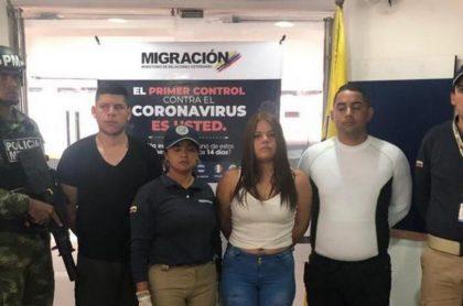 Venezolanos expulsados de Colombia por espionaje