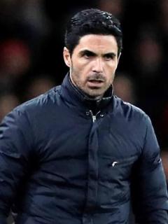 Míkel Arteta, DT del Arsenal