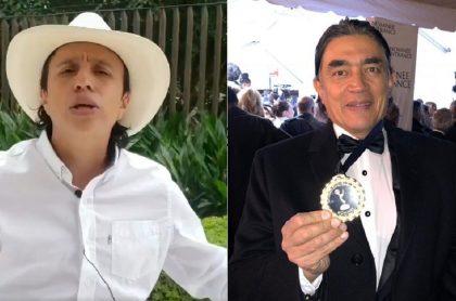 'Manguito' y Gustavo Bolívar chocan en el Senado