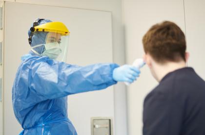 Primer caso de coronavirus en el mundo