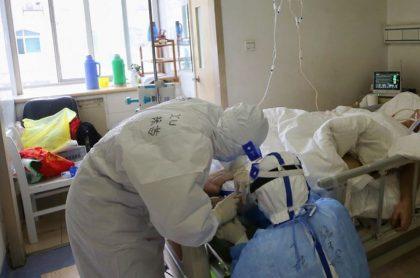 Mejora salud de mujer con coronavirus en Cartagena
