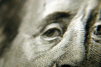 Dólar en Colombia.