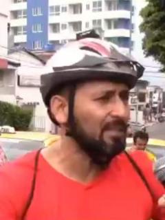 Taxista de Ibagué