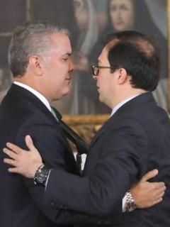 Fiscal Francisco Barbosa investiga compra de votos en campaña de Iván Duque